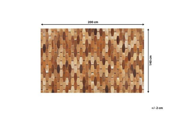 Stačiakampis kilimas YZ3609