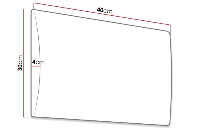 Minkšta sienos plokštė MT635 (40x30)