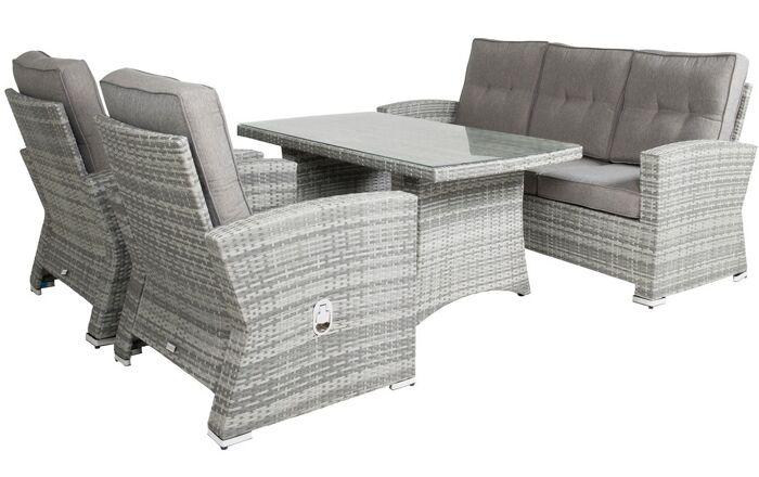 Lauko baldų komplektas JA915