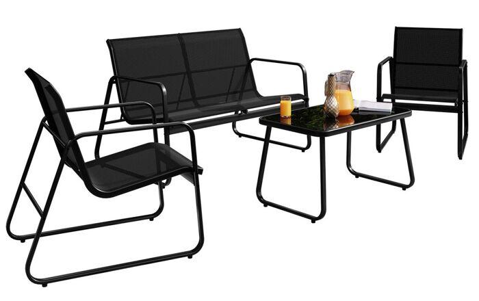 Lauko baldų komplektas JL7