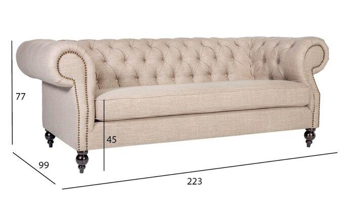 Chesterfield sofa RC1529