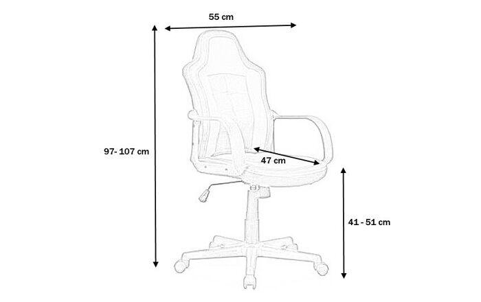 Biuro kėdė MH2160