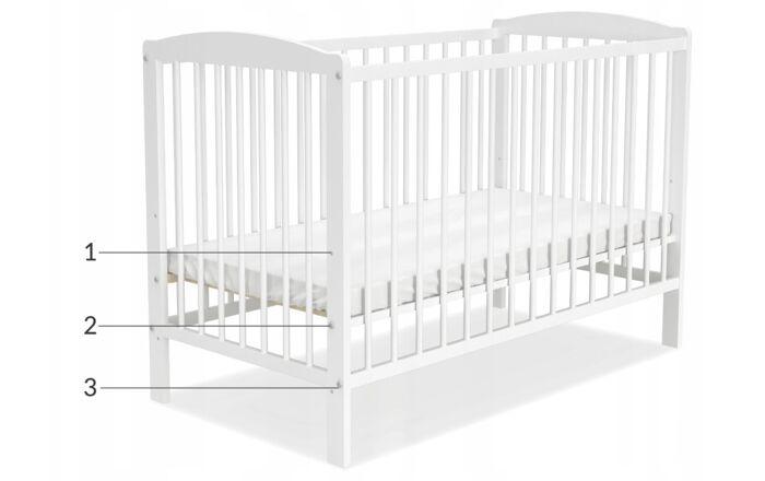 Vaikiška lovytė YM75