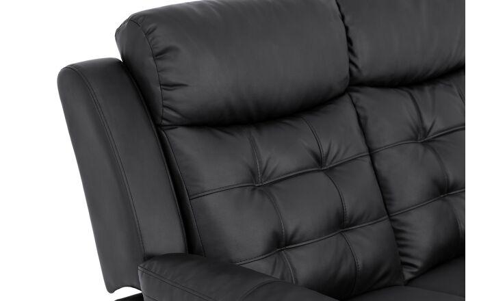 Dvivietė sofa reglaineris UV16