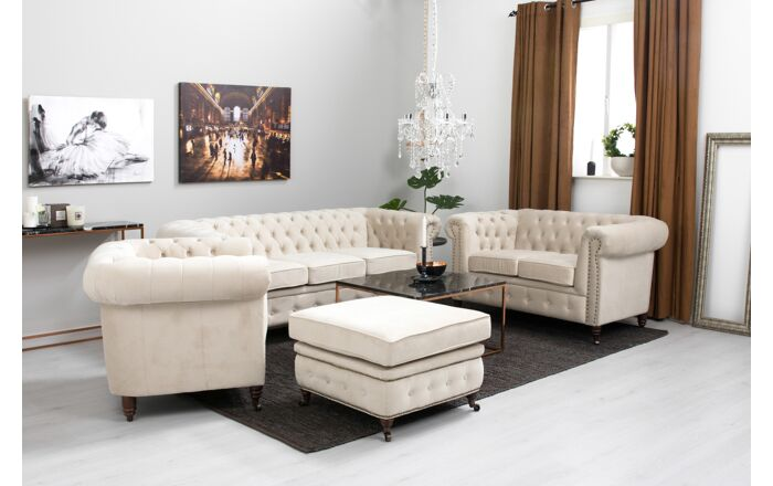 Chesterfield pufas VGP5