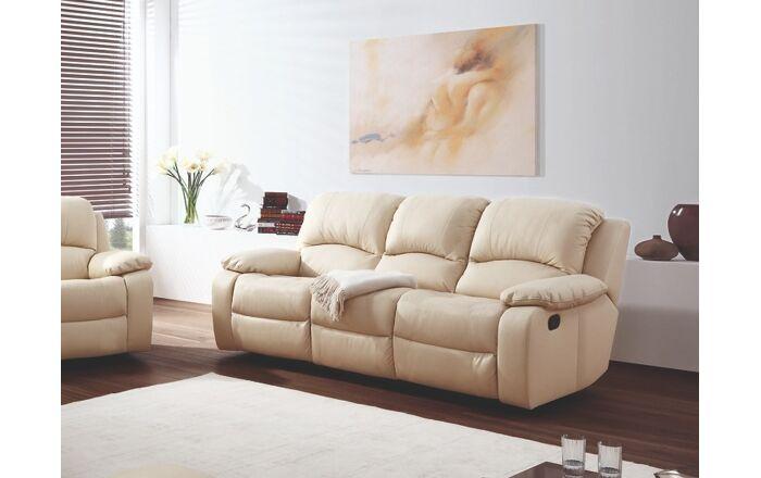 Trivietė sofa reglaineris VT18