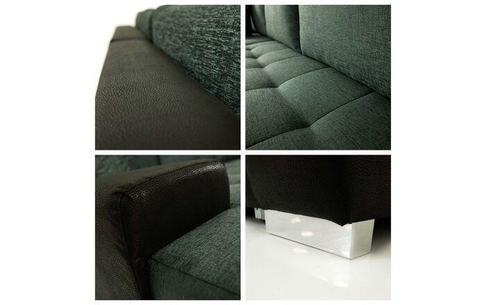 Ъглов диван PK181