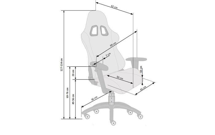 Biuro kėdė H2323