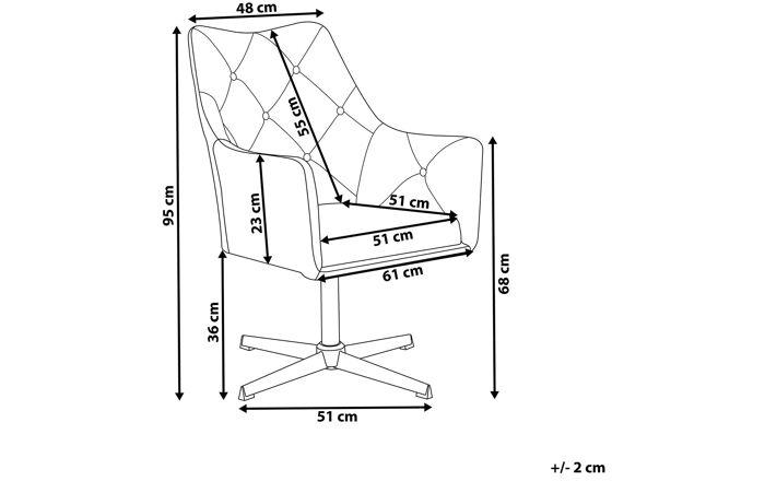 Fotelis YZ837
