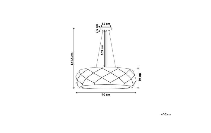 Pakabinamas šviestuvas YZ1744
