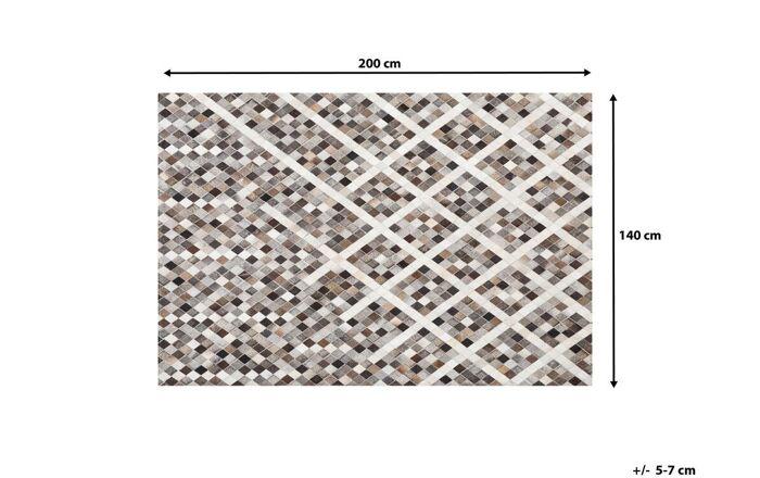 Stačiakampis kilimas YZ2143