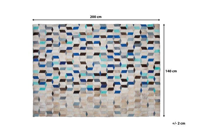 Stačiakampis kilimas YZ2448