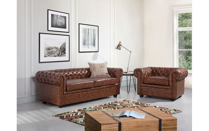 Chesterfield fotelis YZ2785