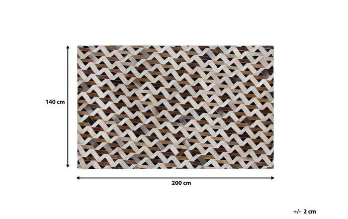 Stačiakampis kilimas YZ3114