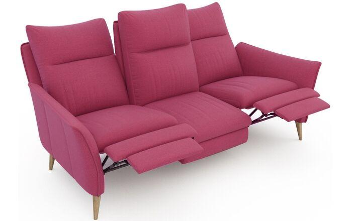 Trivietė sofa reglaineris VVP9